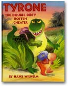 Tyrone the Double Rotten Cheater picture book