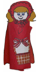 little red riding hood craft