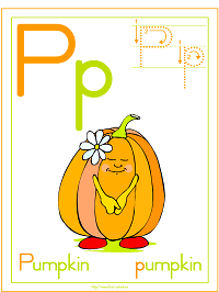 Letter P Alphabet Printable Activities