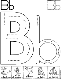 Spanish Alphabet Worksheets and Mini-Books