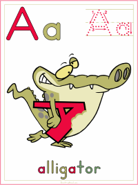 Alligator Theme Preschool Activities and Crafts