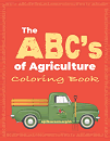 The ABC's of Agriculture Coloring Book