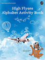 High Flyers Alphabet Activity Book - NASA