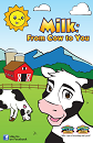 Milk from Cow to You coloring book