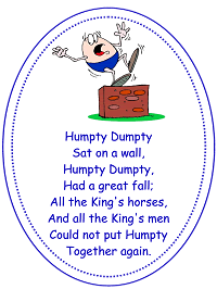 image relating to Humpty Dumpty Printable known as Humpty Dumpty Coloring Internet pages