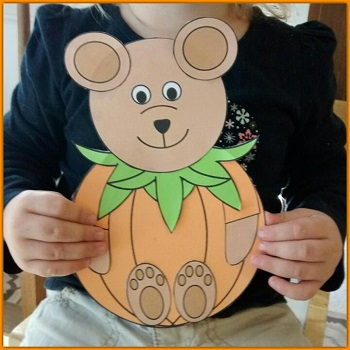 Autumn or Fall Peschool Printable Activities and Craft