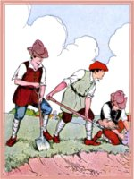 aesop's fable the farmer and his sons