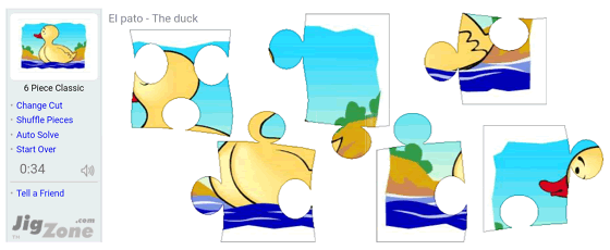 Online Jigsaw Puzzles For Toddlers Preschool And Kindergarten