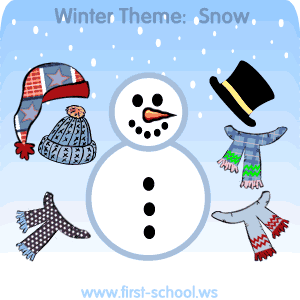 Winter Activities and Printable Crafts!