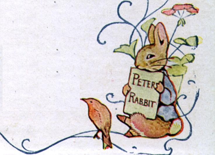 Beatrix Potter's - Birthday July 28th