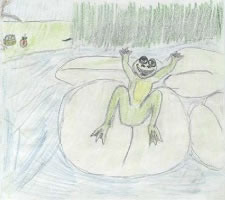 The Lilypad online story - Fred the Frog