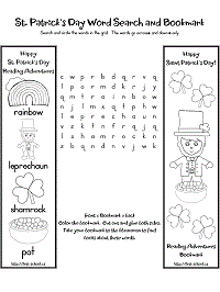 photograph about St Patrick Day Printable Activities identify St. Patricks Working day Printable Routines and Worksheets for