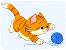 yarn and kitten online jigsaw puzzle